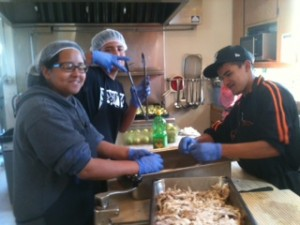 Loaves and Fishes Volunteers